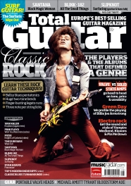 Total Guitar Classic Rock cover