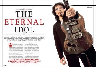 Total Guitar Tony Iommi feature
