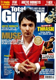 Total Guitar Muse cover
