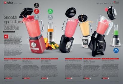 Select Six blenders